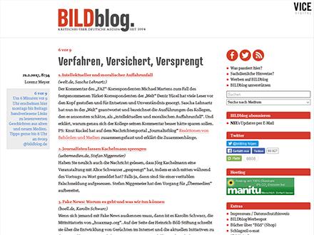 Startseite BildBlog
