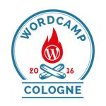 Logo WordCamp Cologne 2016