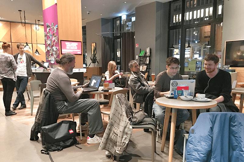 Wie starte ich eine Meetup-Gruppe?