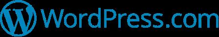 Unternehmenslogo von WordPress.com